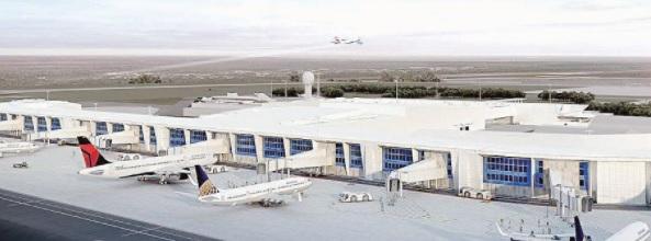 Aeropuerto estrenará hotel en Cancún