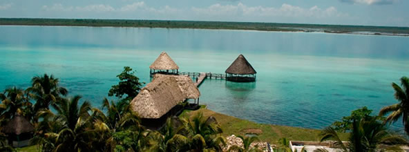 Laguna Bacalar - Othon P. Blanco