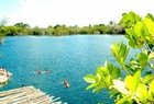 Cenote Azul - Bacalar