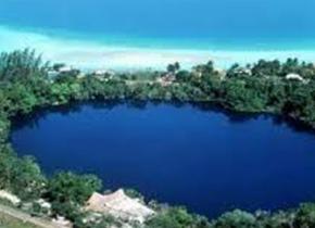 Leer mas sobre Cenote Azul - Bacalar