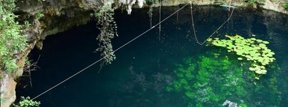 Cenote Kin Ha - Puerto Morelos