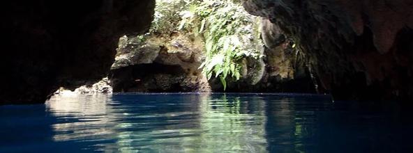 Cenote Siete Bocas - Puerto Morelos