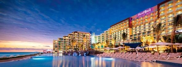 Hotel Hard rock - Cancún